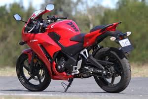 Honda Cbr300 Tested 2014 Honda Cbr300r Cycleonline Au