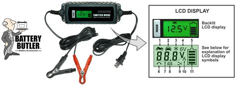 agm battery float charger battery butler products