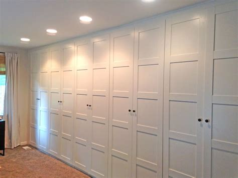 wall to wall wardrobes in bedroom best 25 closet wall ideas on pinterest ikea closet hack
