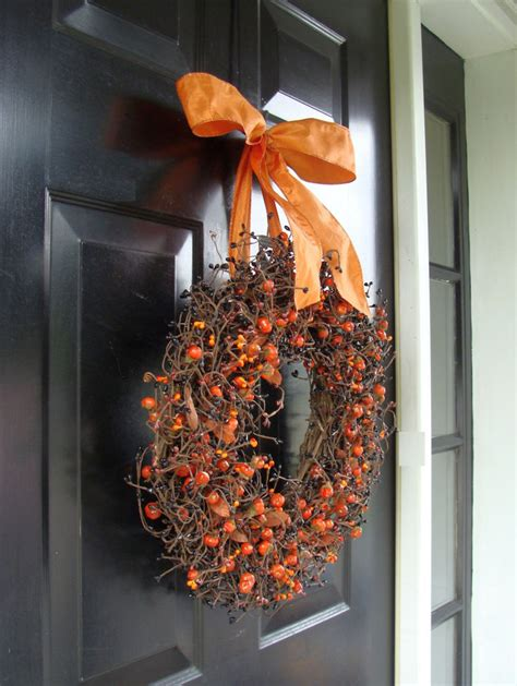 wreath for front door 20 halloween wreath decor ideas you ll love feed inspiration