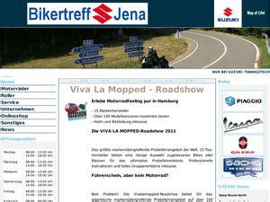 Sachs Motorrad H Ndler Hamburg by Biker Treff An Der B 88 In Jena Motorradh 228 Ndler