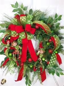 1000 ideas about large christmas wreath on pinterest