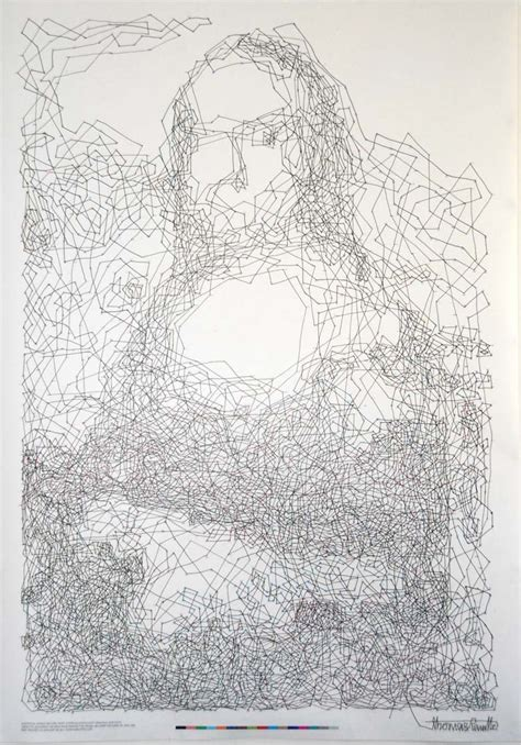 largest printable dot to dot world record connect the dots mona lisa in 6 239 dots