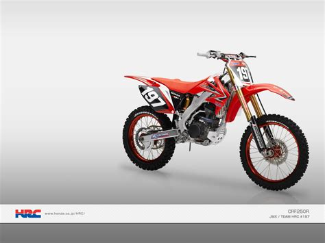 works motocross works crf from hrc moto related motocross forums