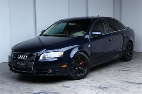2006 Audi A4 2006 audi a4 photos informations articles bestcarmag