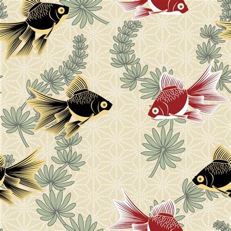 background pattern japan japanese pattern background free vector 4vector
