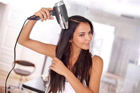 Using Hair Dryer Everyday Or Bad how to hair at home for salon results