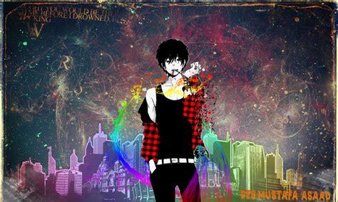anime cool boy wallpaper cool anime boy by mustafagc on deviantart