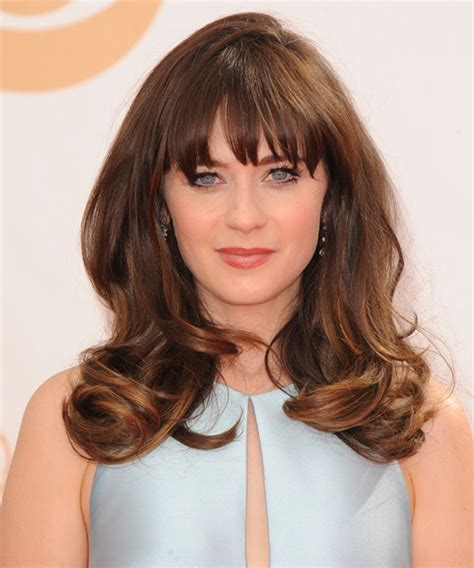 Zooey Deschanel Hairstyle zooey deschanel hairstyles in 2018
