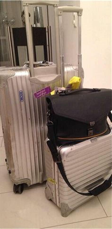 baggage and portal on