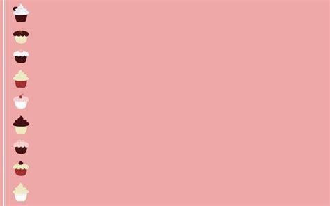 free doodle powerpoint template pink cupcake wallpaper wallpapersafari
