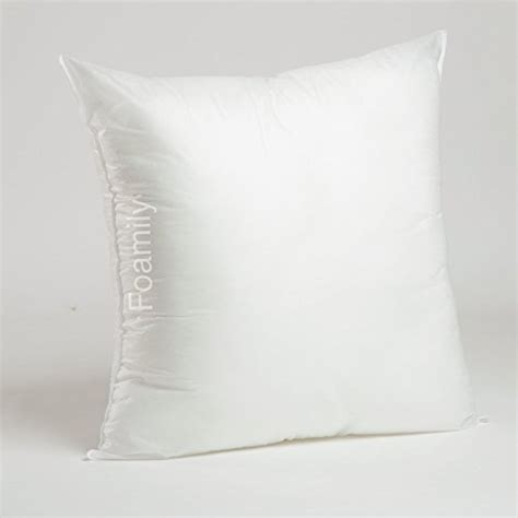 24 Square Pillow Insert by Best Price Foamily Premium Hypoallergenic Stuffer Pillow