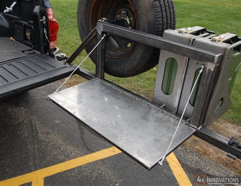 diy swing away tire carrier diy swing away tire carrier do it your self diy
