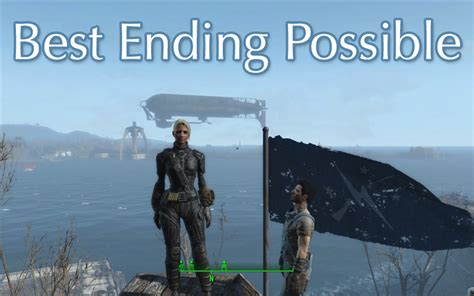 best ending best ending at fallout 4 nexus mods and community