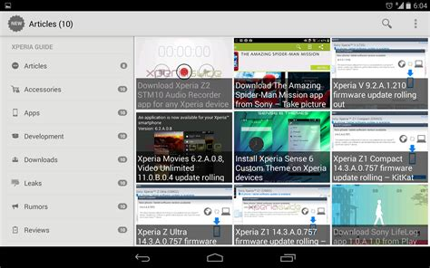 official android app store xperia guide official android app on play store now
