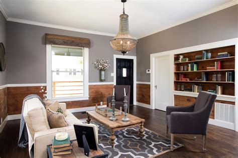 joanna gaines living room inspiration ideas modern home decorating with shiplap ideas from hgtv s fixer upper