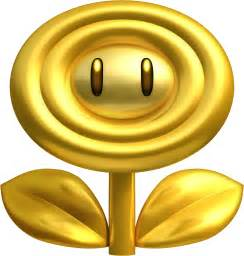 image gold flower png nintendo fandom powered by wikia
