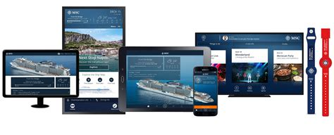msc cruises goes digital with msc for me cruisetotravel