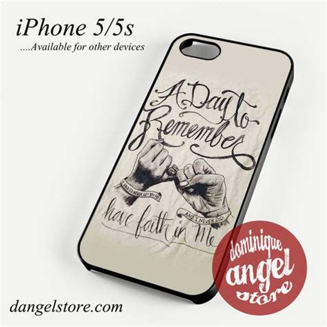 Iphone Iphone 6 A Day To Remember Faith In Me 2 Cover a day to remember faith in me phone for iphone 4 4s 5 5c 5s 6 6 plus awesome phone
