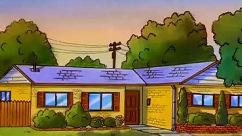 layout of the hill house king of the hill the hill residence king of the hill wiki fandom