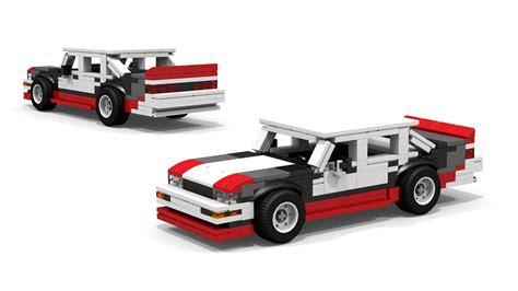 Lego Audi by Custombricksets Lego Audi V8 Dtm Building