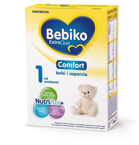 comfort one bebiko comfort 1 mleko początkowe na kolki i zaparcia