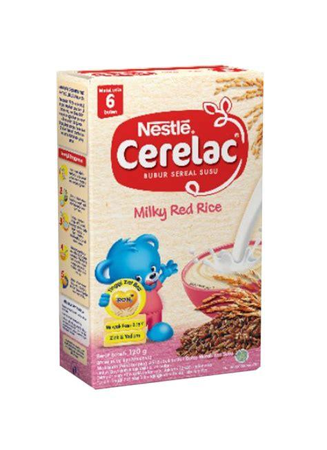 Cerelac Bubur Bayi nestle bubur bayi cerelac probiotik beras mrh box