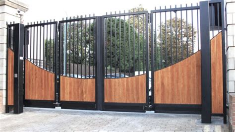 a home security gate when your home is your sanctuary
