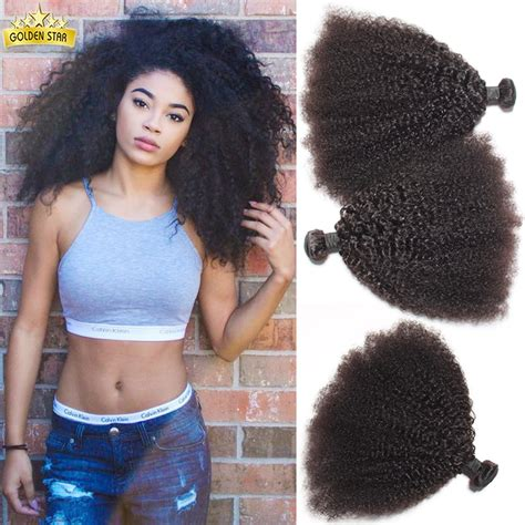 best american weave hair to buy curly brazilian afro curl hair afro kinky curly hair 3pcs