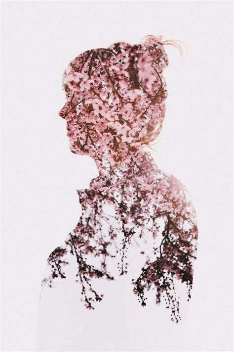 double exposure tutorial flowers using multiple exposures to create abstract photographs