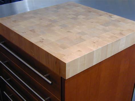 end grain wood countertops custom