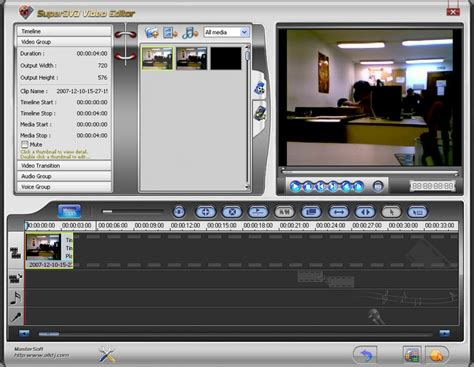 advanced video editing software free download full version superdvd video editor download