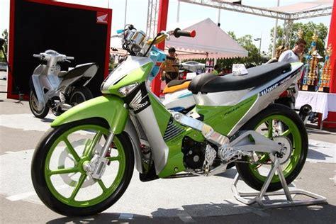 Dudukan Stang Suzuki Smash Lama Asli gambar foto modifikasi motor top