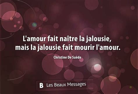 jalousie quotes citation sur la jalousie citations en fran 231 ais