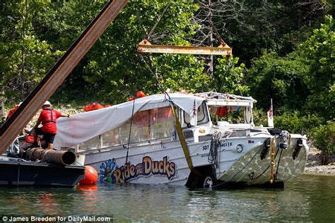 duck boat kenneth mckee how a family of nine survived the duck boat tragedy as