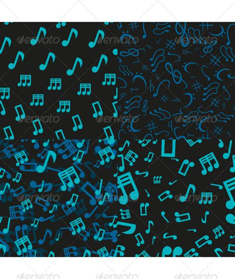pattern of notes printable musical notes pattern 187 tinkytyler org stock