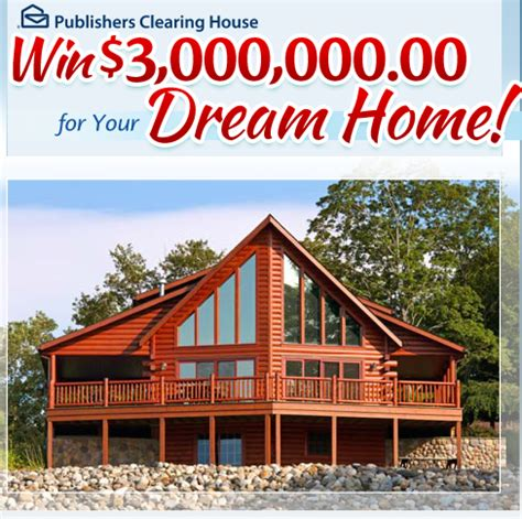 How To Win The Publishers Clearing House - win your dream home with publishers clearing house pch blog download pdf