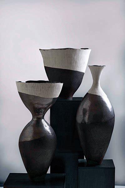 black and white pattern vase black and white vases gallery garden design