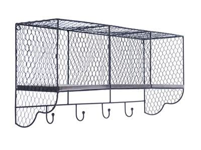 Poultry Shelf by Chicken Wire Cabinets