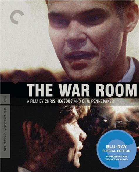 Is The Room Out On Dvd Review Return To The War Room With Criterion