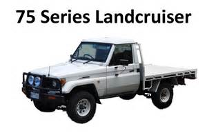 Cover For Garden Bench Landcruiser 75 Series Single Cab Amp Troopy Black Duck