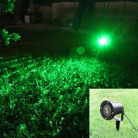 elf christmas lights controller portable mini outdoor laser light projector led green star