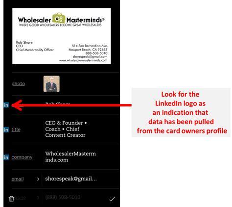Linkedin Business Card Template by Business Cards Linkedin Logo Choice Image Card Design