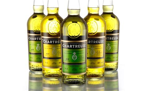 chartreuse the liqueur not the crayon color