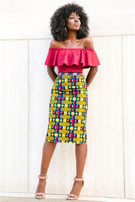 Lnice Flower Top Skirt rosie frill shoulder blouse