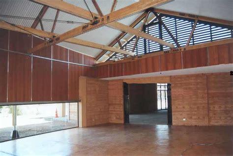 gilgandra nsw cultural centre rammed earth