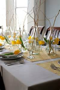 Dining Table Decoration Ideas Home by 61 Stylish And Inspirig Spring Table Decoration Ideas