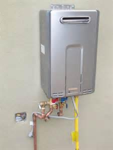 Tankless water heater houseongreenwood