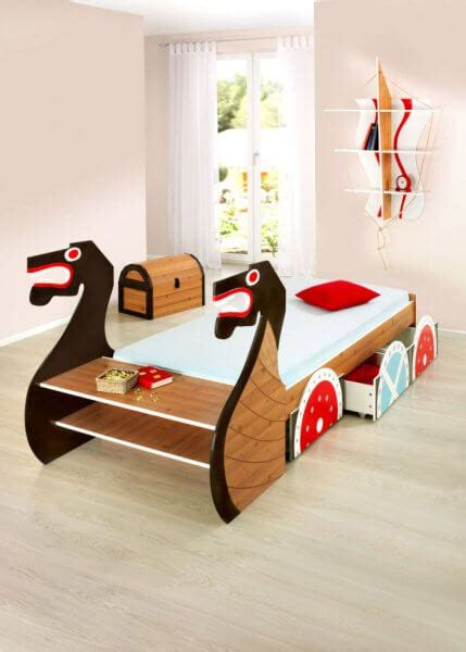viking boat bed decorate your home like vikings did interior design