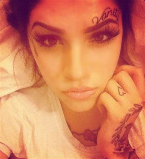 above eyebrow tattoo beautiful with tattoos gals